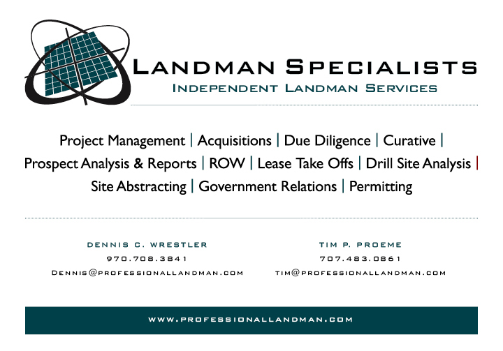 Landman Specialists - Independent Landman Services